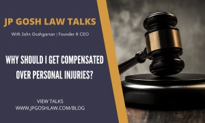 Why should I get compensated over personal injuries for Cooper City, Florida Citizens?