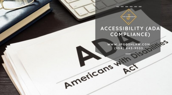 Davie Accessibility (ADA Compliance)