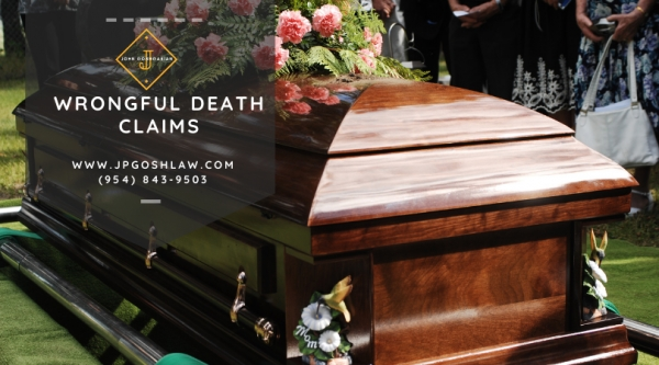 Sunrise Wrongful Death Claims