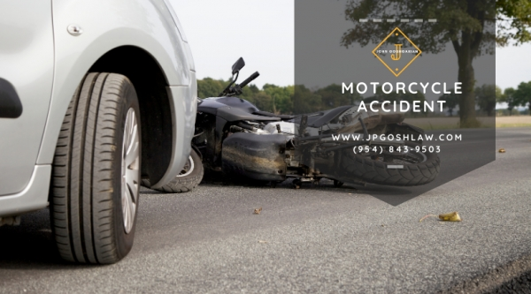 Hallandale Beach Motorcycle Accident