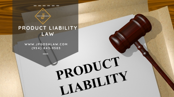 Fort Lauderdale Product Liability Claim